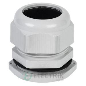 Сальник PG 48 диаметр кабеля 36-44 мм IP54, IEK