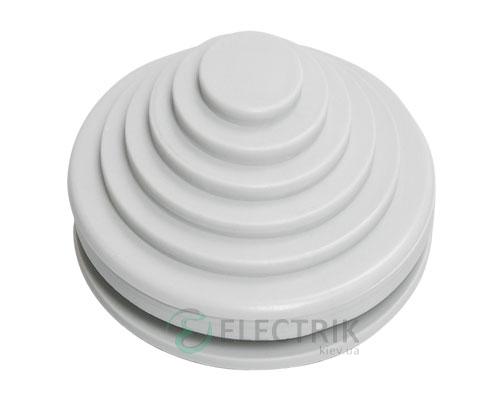 Сальник d=25 мм (D отв. бокса 27 мм) серый IP54, IEK