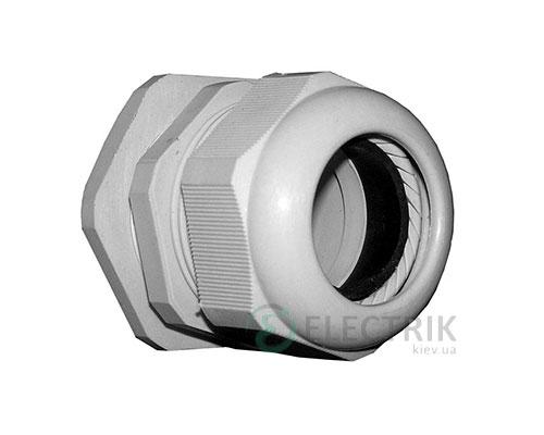 Ввод кабельный герметичный e.pg.stand.42 диаметр кабеля 32-38 мм IP54, E.NEXT