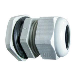 Ввод кабельный герметичный e.pgl.stand.48 с удлиненной резьбой и уплотнителем диаметр кабеля 37-44 мм IP54, E.NEXT