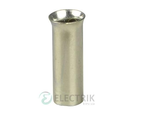 Гильза EN1510 медная без изоляции (упаковка 100 шт.), АСКО-УКРЕМ
