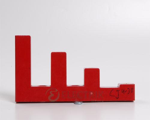 Изолятор ступенчатый ИСв4-30 (М8) силовой, IEK
