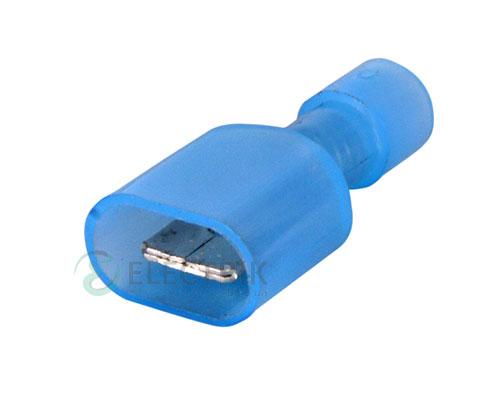 """Наконечник соединительный 1.5-2.5 мм² """"папа"""" (упаковка 100 шт.) e.terminal.stand.mdfn2.250.blue, E.NEXT"""