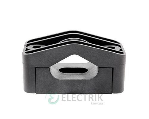 Хомут KO-3-24-36 для кабеля ∅3×(24-36) мм черный, E.NEXT