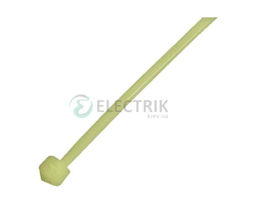 Хомут кабельный e.ct.stand.300.5.yellow, 4,8×300 мм нейлон желтый (упаковка 100 шт.), E.NEXT