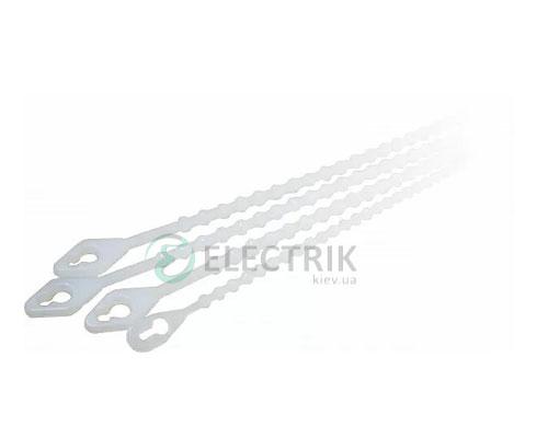 Хомут кабельный узелковый многоразовый CHS-180KT (упаковка 100 шт.), АСКО-УКРЕМ