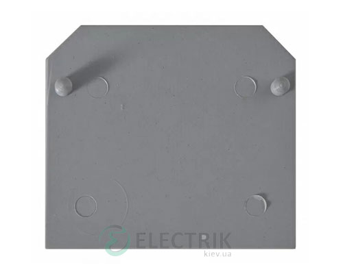 Пластина боковая (заглушка) 35 мм, АСКО-УКРЕМ