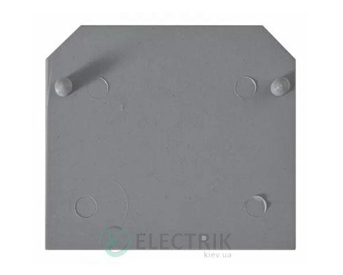 Пластина боковая (заглушка) 6 мм, АСКО-УКРЕМ