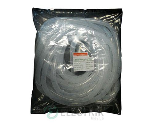 Спиральная обвязка для провода ∅4-50 мм e.spiral.stand.6 (10 м), E.NEXT