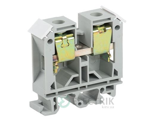 Зажим наборный ЗНИ-35 мм² серый, IEK
