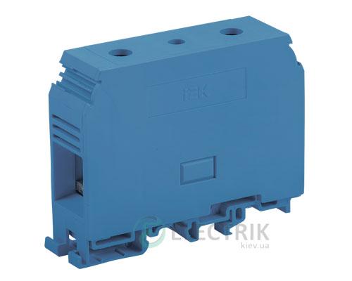 Зажим наборный ЗНИ-95 мм² синий, IEK