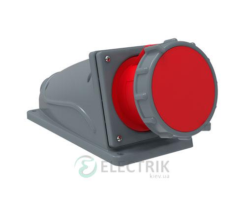 Розетка стационарная ССИ-134 MAGNUM 3P+PE 63А 380В IP67, IEK