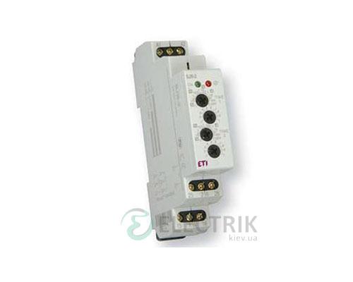 Двухуровневое реле задержки включения SJR-2 230V/AC 2×16А