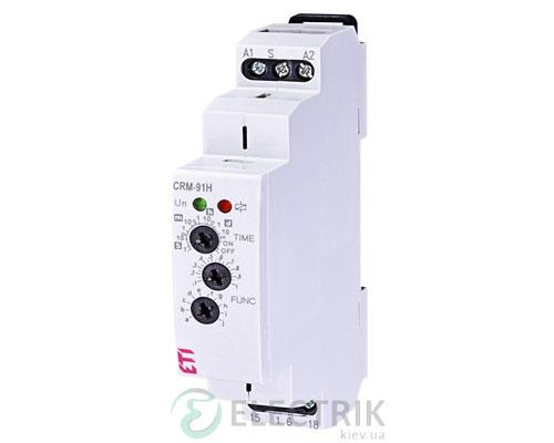 Многофункциональное реле времени CRM-91H 230V/AC 16А