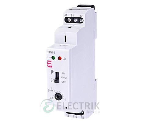 Реле управления лестничным освещением CRM-4 230V/AC 16A