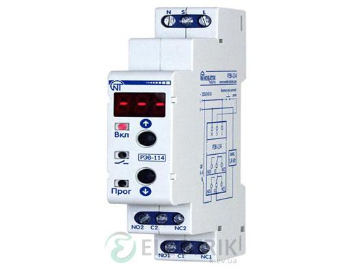 Реле времени REV-114 электронное многофункциональное