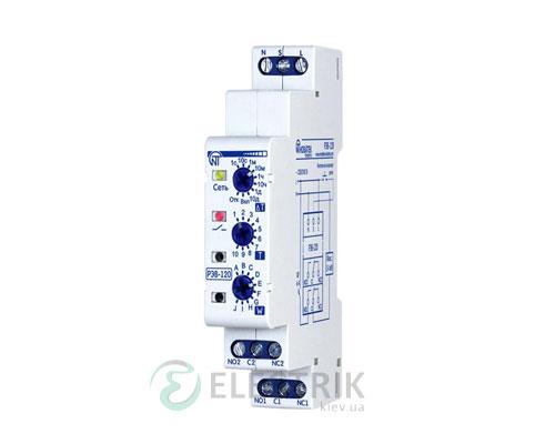 Реле времени REV-120 электронное многофункциональное