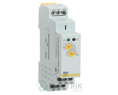 Реле задержки включения ORT 2 контакта 12-240В AС/DC