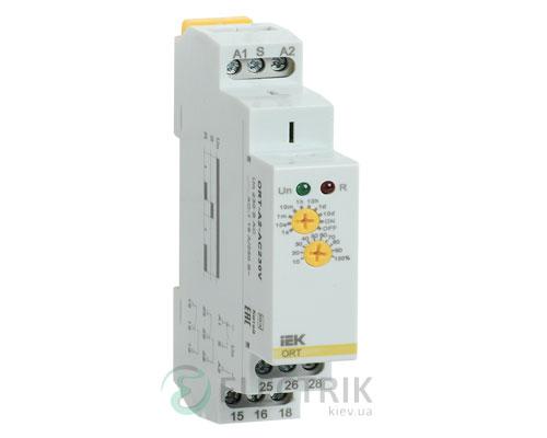 Реле задержки включения ORT 2 контакта 230В AС