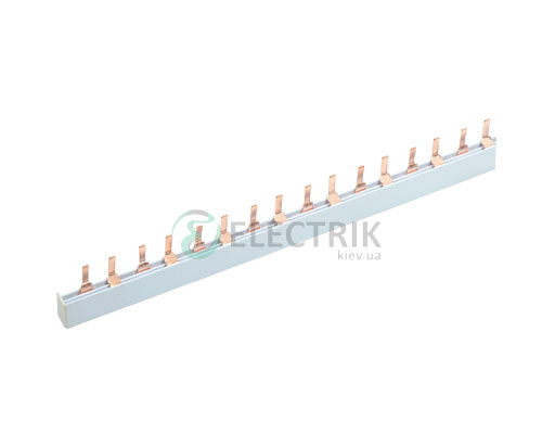 Шина соединительная типа PIN (штырь) 2P 100 А шаг 18 мм, IEK