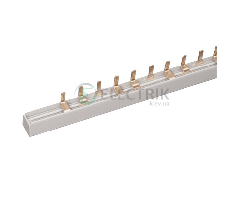 Шина соединительная типа PIN (штырь) 3P 63 А шаг 18 мм, IEK