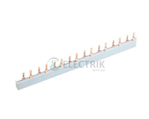 Шина соединительная типа PIN (штырь) 4P 100 А шаг 18 мм, IEK