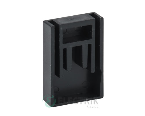 Заглушка для PIN 3P 100 А шаг 27 мм, IEK